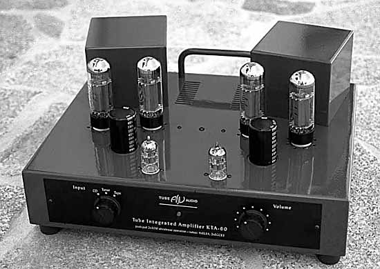 asv tube amplifier kit kta 60. Black Bedroom Furniture Sets. Home Design Ideas